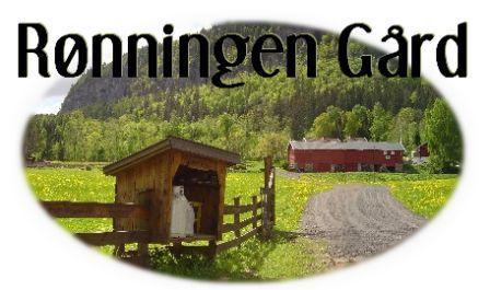 Rønningen Gård, Skui i Bærum.  Idyllisk og annerledes